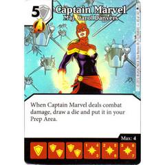 Captain Marvel - Maj. Carol Danvers (Card Only)