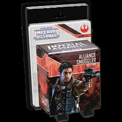 Star Wars Imperial Assault: Alliance Smuggler Ally Pack © 2015
