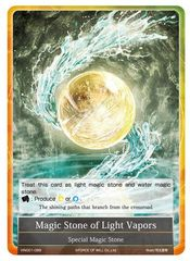 Magic Stone of Light Vapors - VIN001-088