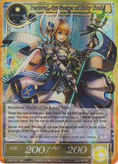 Perceval, the Seeker of Holy Grail - VS01-011 - SR