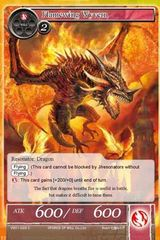 Flamewing Wyvern - VS01-022 - C