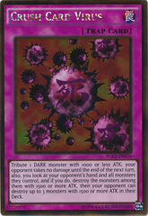 Crush Card Virus - PGL2-EN070 - Gold Rare - Unlimited Edition