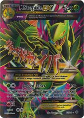 Mega-Sceptile-EX - 85/98 - Full Art Ultra Rare