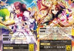 Sacred Princess of Guidance // Lumia, the Creator of Hope - TAT-014-J - R - 2nd Printing