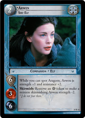 Arwen, She-Elf