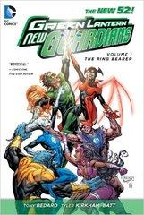 Green Lantern New Guardians Volume 1 - The Ring Bearer