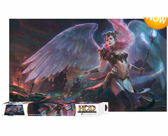 HCD Requiem of the Valkyrie Playmat