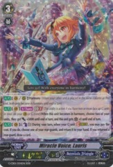 Miracle Voice, Lauris - G-CB01/004EN - RRR