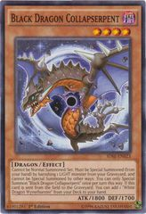 Black Dragon Collapserpent - SDSE-EN023 - Common - 1st Edition on Channel Fireball