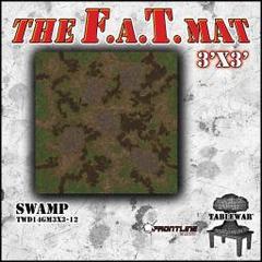 F.A.T. Mat: Swamp 3x3'