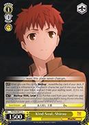 FS/S34-E017 U Kind Soul, Shirou