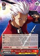 Heroic Spirit Archer - FS/S34-E053 - RR