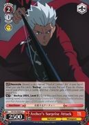Archer's Surprise Attack - FS/S34-E064 - U
