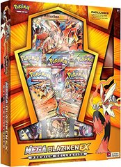 Mega-Blaziken-EX Premium Collection