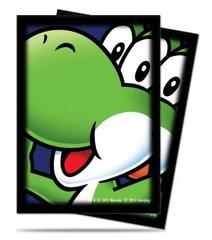 Super Mario: Yoshi Deck Protector sleeves 65ct