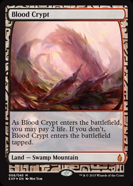 Blood Crypt (Masterpiece Foil)