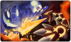 Inked Legendary Battle Playmat
