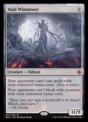 Void Winnower - Foil