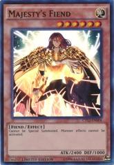 Majesty's Fiend - CT12-EN004 - Super Rare - Limited Edition