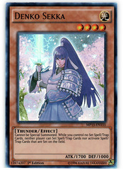 Denko Sekka - MP15-EN155 - Ultra Rare - 1st Edition
