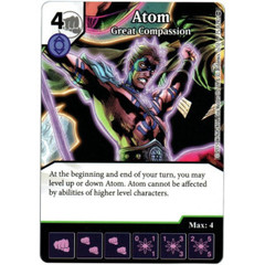 Atom - Great Compassion (Die & Card Combo)