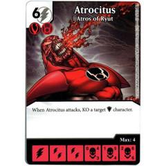 Atrocitus - Atros of Ryut (Card Only)