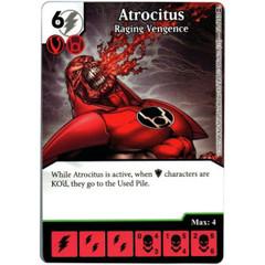 Atrocitus - Raging Vengence (Card Only)
