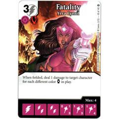 Fatality - Yrra Cynril (Card Only)