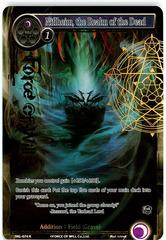 Niflheim, the Realm of the Dead - SKL-074 - R - 1st Edition - Full Art