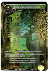 Sissei, the Ancient Forest - SKL-063 - R - 1st Edition - Full Art