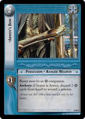 Arwen's Bow (F)
