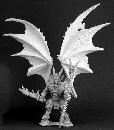 Abyst, Demon Lord