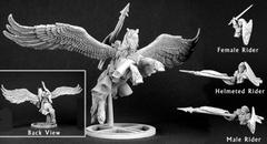 3096 Barros & Tempest, Paladin on Pegasus