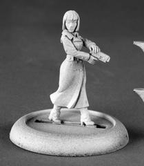 Astrid Berger, Female Spy