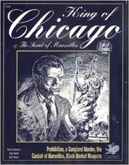 Call Of Cthulhu: King of Chicago & The Secret of Marseilles