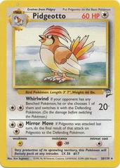 Pidgeotto - 28/130 - Rare - Unlimited Edition