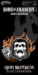 Sons of Anarchy: Men of Mayhem - Grim Bastards Club Expansion