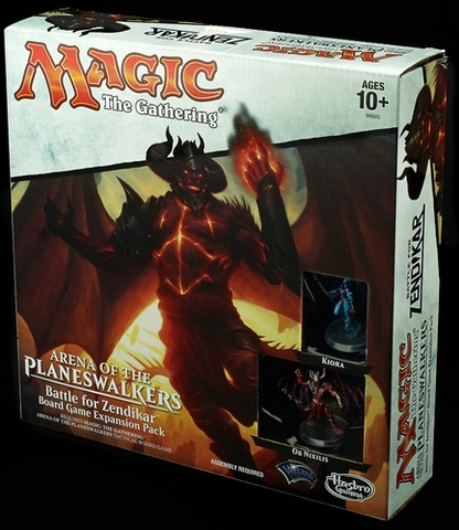 Arena of the Planeswalkers: Battle for Zendikar - Board ... Planeswalker Arena