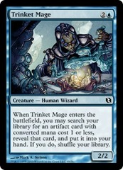 Trinket Mage on Ideal808