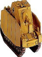 #033 Sturmpanzer IV Brummbar