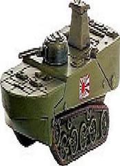 #041 Type 2 Ka-Mi Amphibious Tank