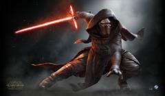 FFG Star Wars: Playmat - Kylo Ren