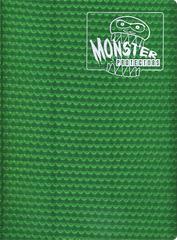 9-Pocket Monster Binder - Holo Green