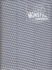 9-Pocket Monster Binder - Holo Silver