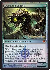 Wurmcoil Engine (Scars of Mirrodin Prerelease) on Channel Fireball