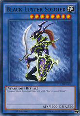 Black Luster Soldier - YGLD-ENA01 - Common - 1st Edition