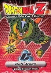 Cell Saga Villain Starter Deck