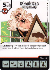 Black Cat - Party Hardy (Card Only)
