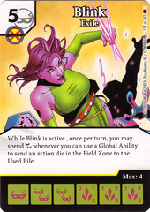 Blink - Exile (Card Only)