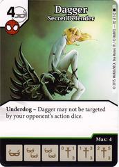 Dagger - Secret Defender (Card Only)